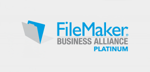 FileMaker Business Alliance Platinum